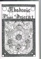 Abadonic Plane of Descent Title Page by unrested