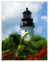 Key West Lighthouse by KilticWarrior
