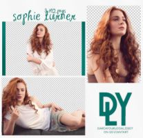 2 |SOPHIE TURNER| PNG PACK by dariayourlocalidiot