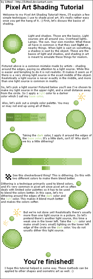 Tutorial Pixel Water Texture By Valasedai On Deviantart