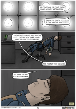Vault Fortress - Page 11 by Losek13