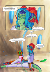 FP. Trial by Fire- pg 112 by Feniiku
