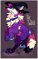 [Auction|Closed] Merlinda the Witch by Lusomnia