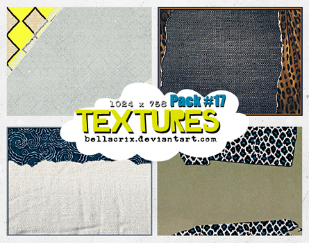 Textures Pack #17 by Bellacrix