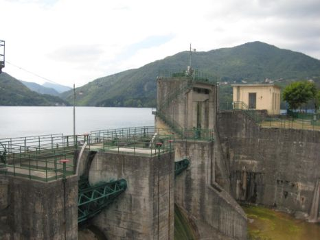 Hydroelectric Plant 04 by XiuLanStock