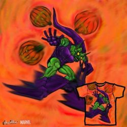 Green Goblin Submission by RSH26oct88
