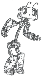 Unmodified Robot by Super-Wooper