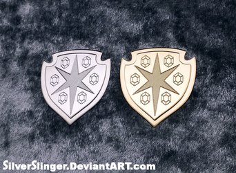 School of Friendship Student Badge by SilverSlinger