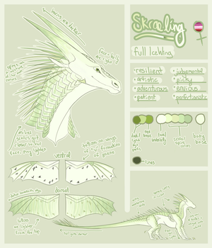 Skraeling Ref 2017 by talons-and-tails