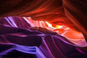 Antelope Canyon by alierturk