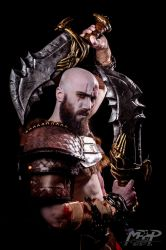 God of War Cosplay - Blades of Chaos by SKS Props by SKSProps