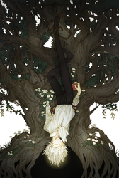 The  Hanged Man by Memipong