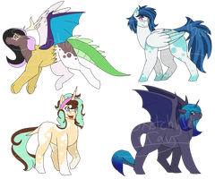 MLP Adopts (SET PRICE) CLOSED by SketchyBum-Tay