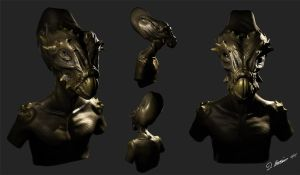 Sculptris Painted Creature by thadeemon