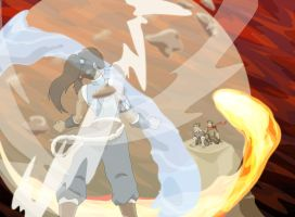 Legend of Korra: We've Got to Reach Her by neo-dragon