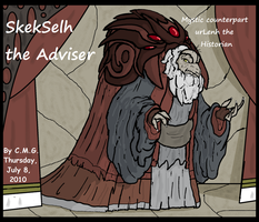 SkekSelh the Adviser by GearGades
