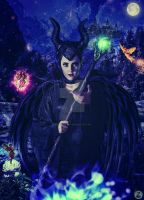 Maleficent by Renata-s-art