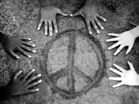Peace by bananass
