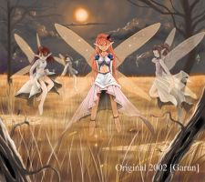 The Last Fairy by garun