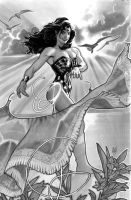 Wonder Woman Day 2007 by AdamHughes