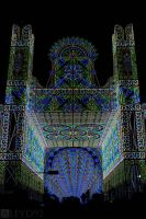Cathedral of Light by Aleyd92