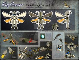 Hummer: Hoshihoujaku reference by AltairSky
