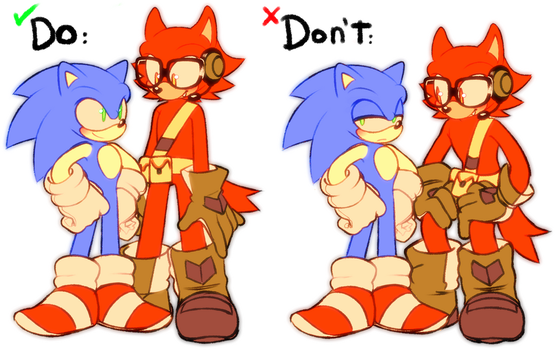 How to talk to Sonic by brosatt