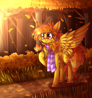 Commission: :Autumn: by SoundwavePie