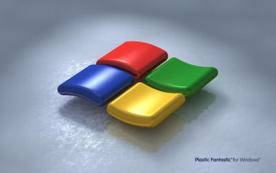 Plastic Fantastic for Windows by Tiggz