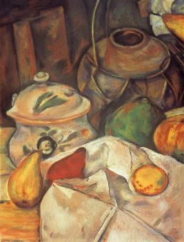 After Cezanne by zabegat