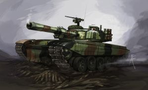 PT-91 by Hydrothrax