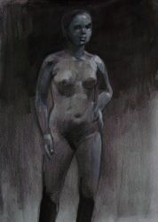 Nude 14032012 by AEnigm4