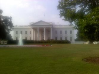 White House by redmustang03