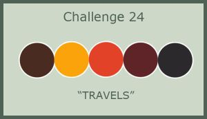 October 2012 Challenge by MorriganFearn