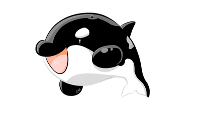 Chibi Orca by RedMedKit