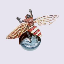 Fly Demon (Painted as a Hornet) by webdotstudio