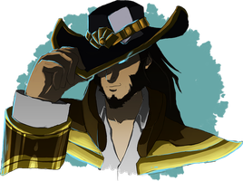 Twisted Fate by eneteachedos