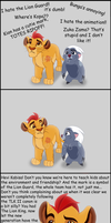 Opinions on The Lion Guard by TC-96