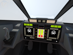 Galera Cockpit instruments by Gwentari