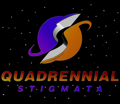 Quadrennial Stigmata -- Final #titlescreen by dmonhunter35