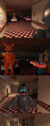 Krystal's Ten Nights at Lucky and Bluebear's Pg 29 by Beastthedog15