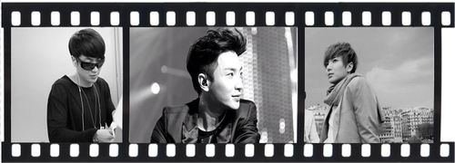 Leeteuk Film Reel - facebook cover photo by danicalifornia45