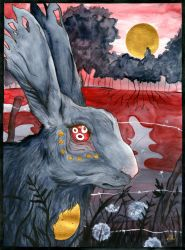 Watership Down by ShanaPatry