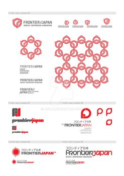 Frontier Japan logo II by arpad