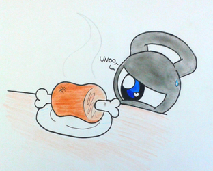 So tempting... by GluryTheUnown