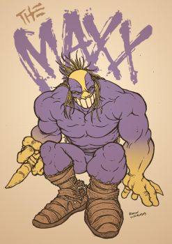 The Maxx by RamonVillalobos