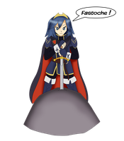 Lucina VS Excalibur 00 by ZeFrenchM