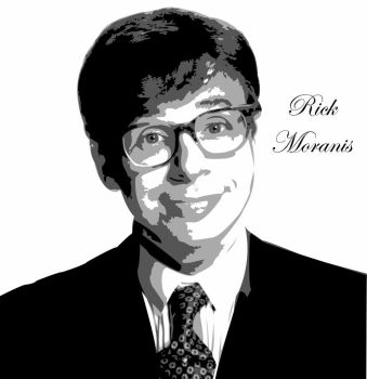 Rick Moranis Vector by crystal-of-ix