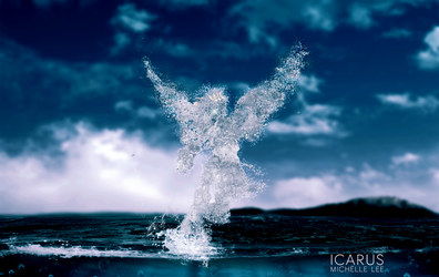 Icarus by limarida
