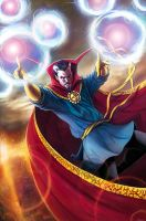 Doctor's Poll Winner-Dr.Strange by carstenbiernat